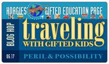 traveling with a gifted child