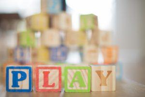 gifted preschooler blocks