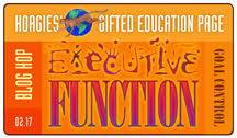executive skills gifted learners