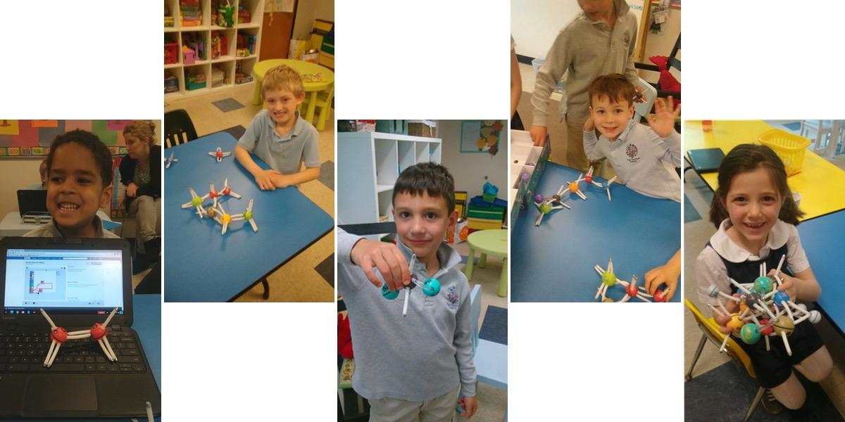 kindergarten chemistry