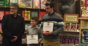 Barnes & Noble Favorite Teacher Contest
