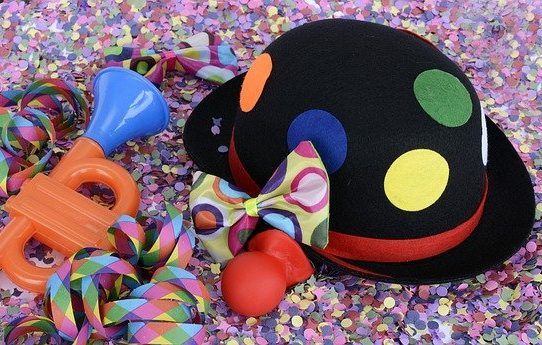 summer gifted program on clowning