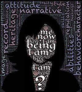 who am I? I am me.